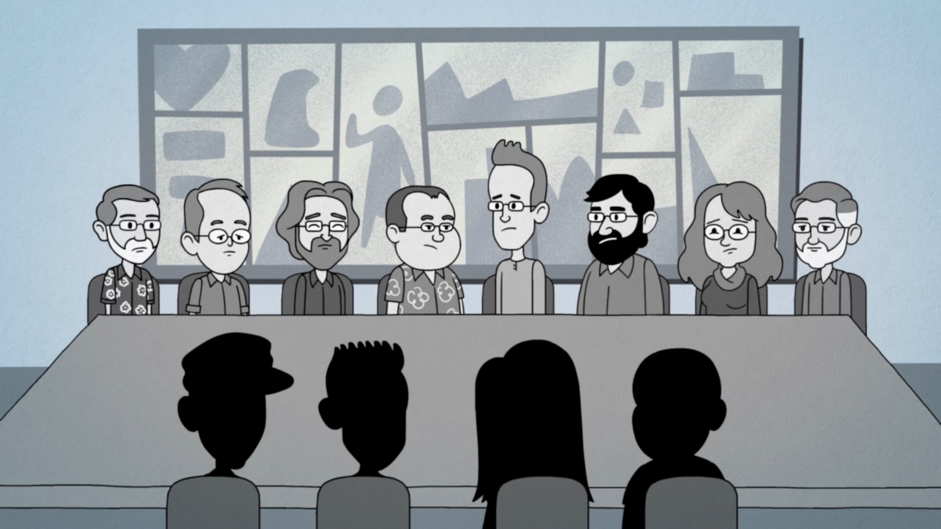 Pixar's brain trust