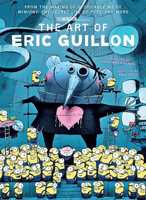 The Art of Eric Guillon