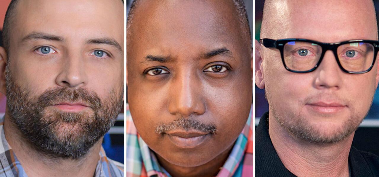 Joaquim dos Santos, Kemp Powers, Justin k. Thompson