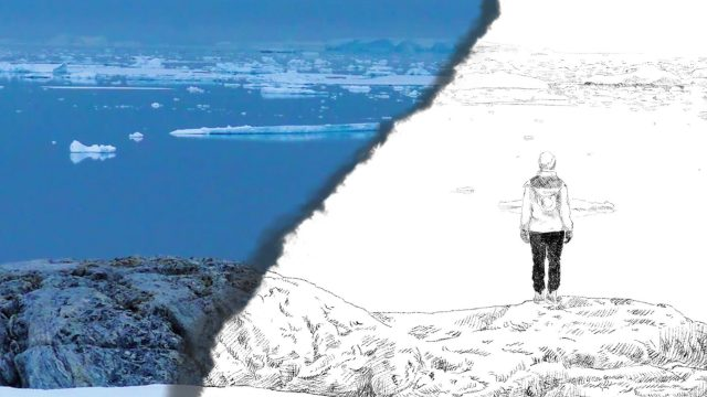 Gran Antártida Azul