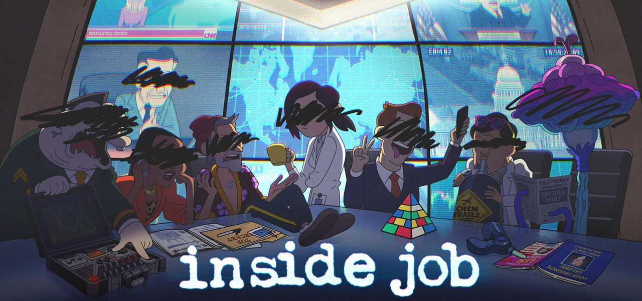 Netflix Reveals 'Inside Job,' First In-House Adult Animation Series