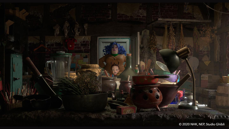 Studio Ghibli, Nuke