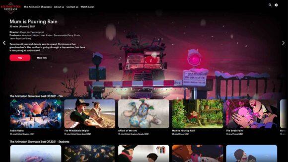 Animation Showcase