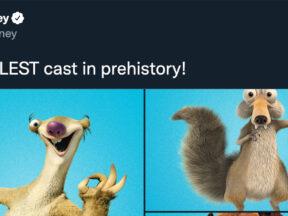 Disney's Ice Age