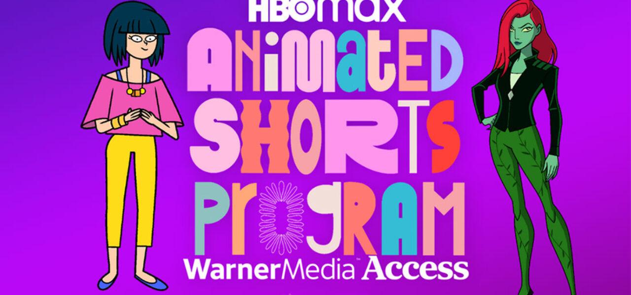 HBO Max x Warnermedia Access Animated Shorts Program
