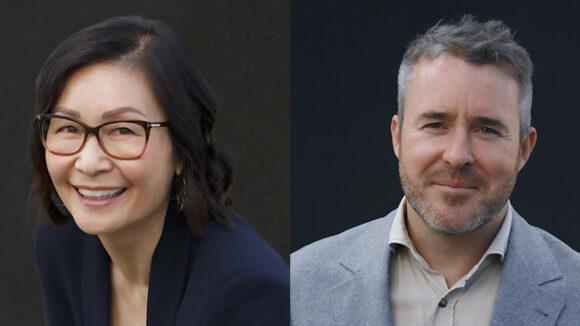 Tina Chow, Richard Grieve