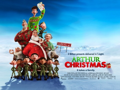 How The Elves Of Aardman And Sony Brought To Life Arthur Christmas