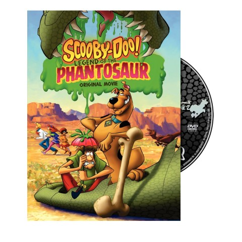 Scooby Doo Legend Of The Phantosaur Coming To DVD September 6 2011