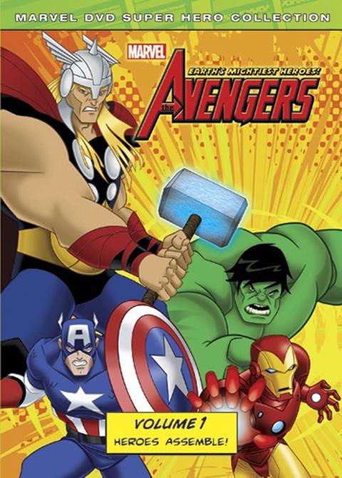 Avengers-Vol1