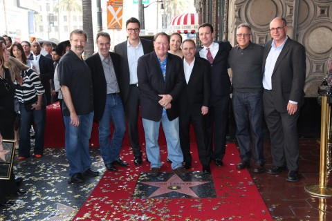 John Lasseter Star Ceremony