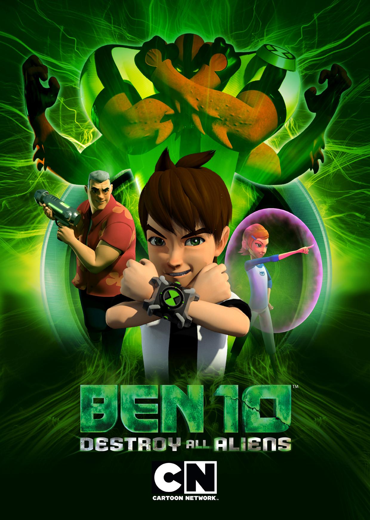 "Cartoon Network Celebrates Ben 10 Week March 19-24, 2012; ""Destroy ..."