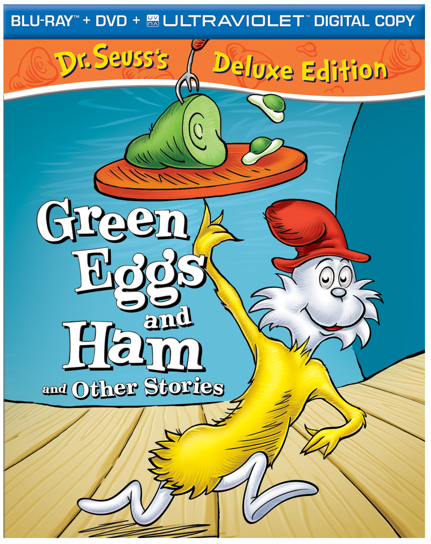 Dr  Seuss's Green Eggs and Ham & Other Stories