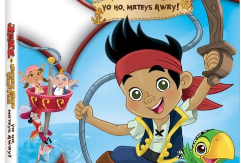 JakeAndNeverlandPiratesaVolOneDVD