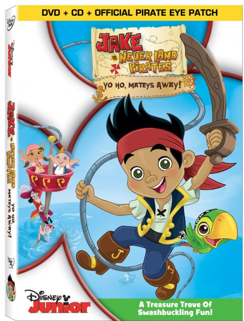 OFFICIAL DISNEY JAKE AND THE NEVER LAND PIRATES ACTIVITY DESK ACCESSORIES