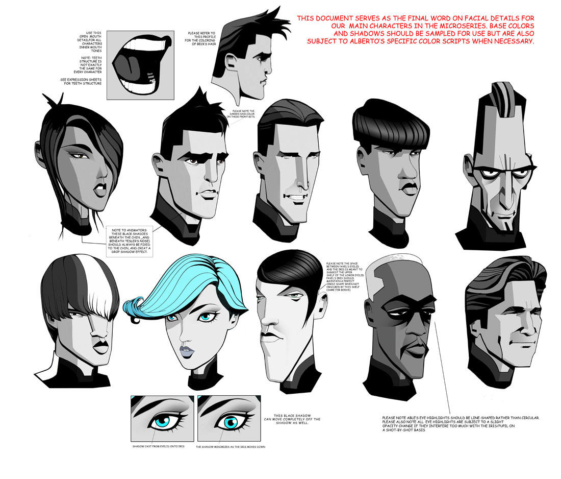 Character Design Theme Generator : Quot tron uprising preview talkback