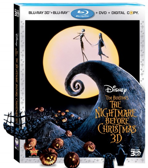 nominated writerproducer tim burtons overwhelmingly favorite the nightmare before christmas becomes available for the first time ever to own on disney - Nightmare Before Christmas Disney