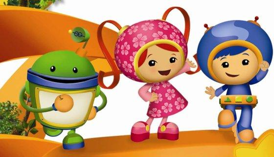 "Nickelodeon Presents ""Team Umizoomi"" Special, ""Journey To"