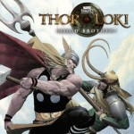Thor Loki blood brothers