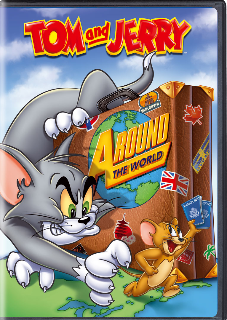 Uncategorized Telecharger Tom And Jerry tom jerry around the world landing on dvd in stores may 8 2012
