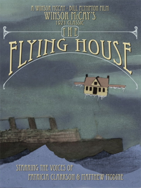 Yessian_FlyingHousePoster