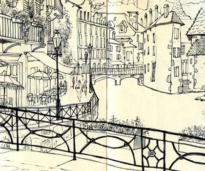 Annecy by Matt Jones