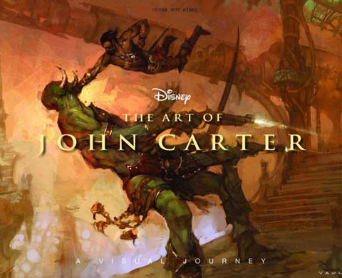 Art of John Carter