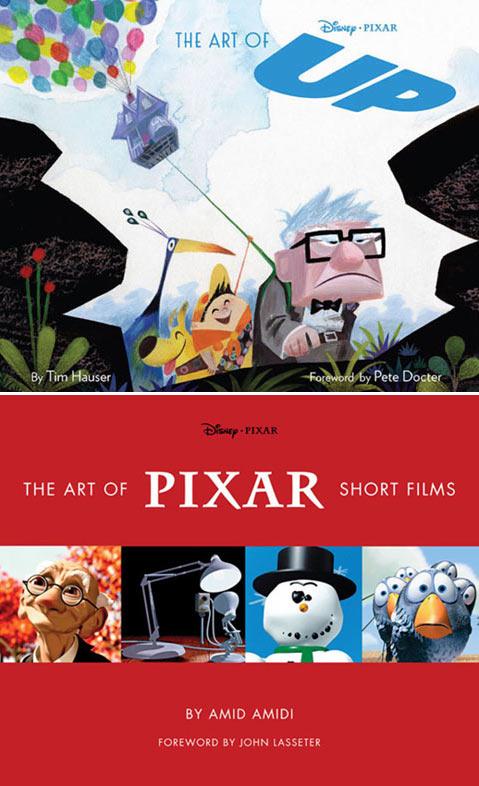 Pixar books