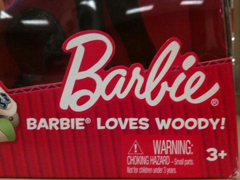 barbieloveswoody