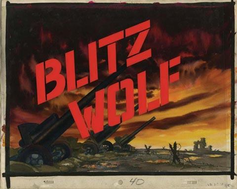 Blitz Wolf title card