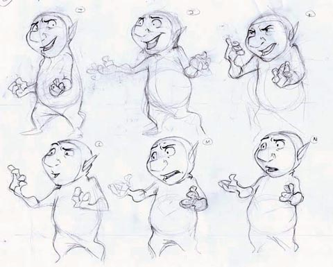 Animation thumbnails by Jamaal Bradley