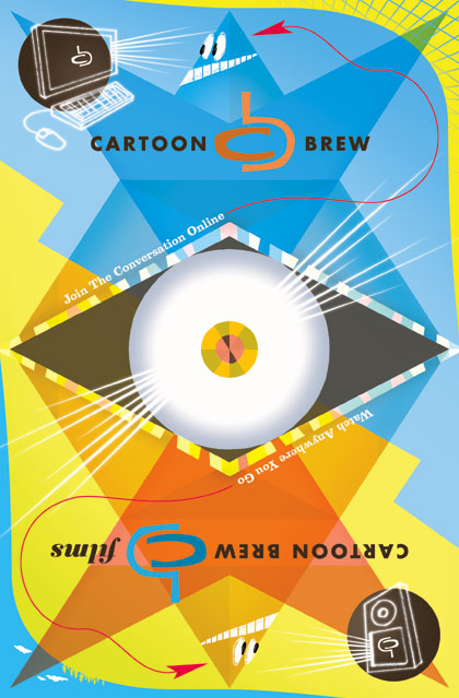 Cartoon Brew Films promo by Chris McD