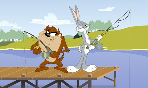 clipart cartoon characters. The scene above obviously isn#39;t from the new Looney Tunes Show on Cartoon