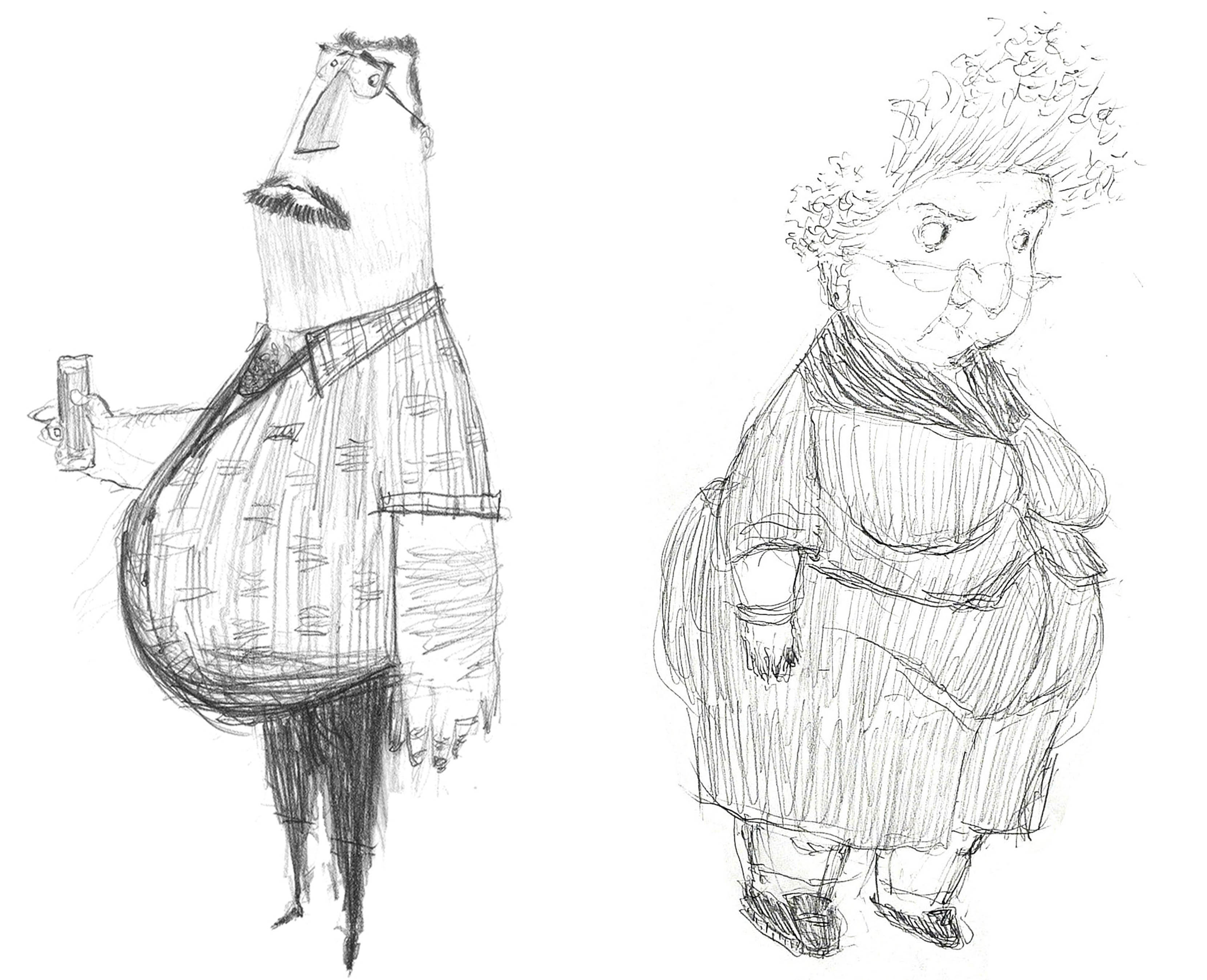 Heidi Smith Character Design Class : Meet quot paranorman character designer heidi smith