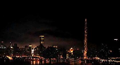 The Spire by Santiago Calatrava