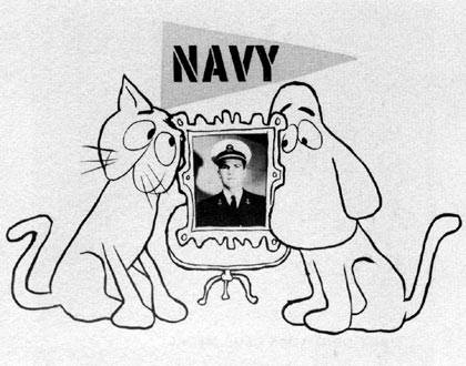 1960 US Navy spot by Bobe Cannon