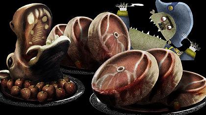 Carnivore Reflux