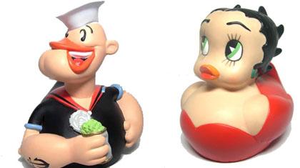 Celebri-Ducks