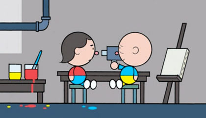Chris Ware animation
