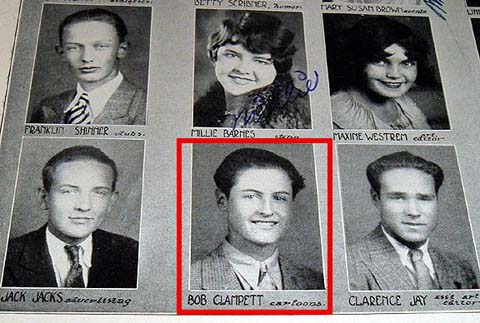 Bob Clampett Yearbook