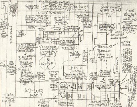 Bob Clampett Map
