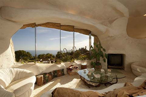Dick Clark Flintstones Mansion