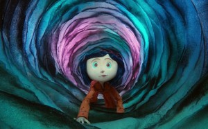 Coraline Opens Today
