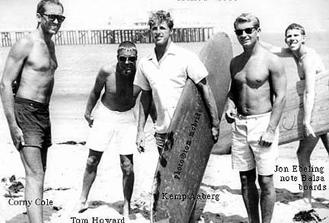cornycole-surf