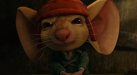 Messy <em>Despereaux</em> Business