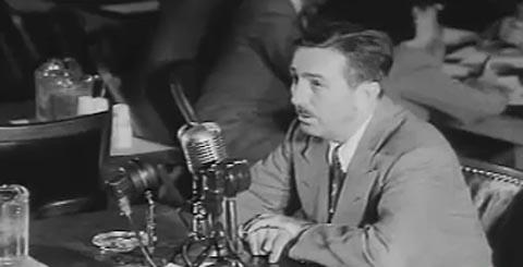 Walt Disney testimony