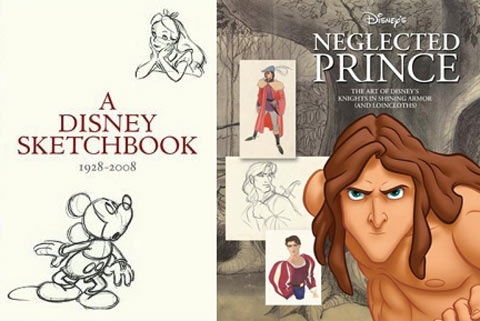 Disney Edition books