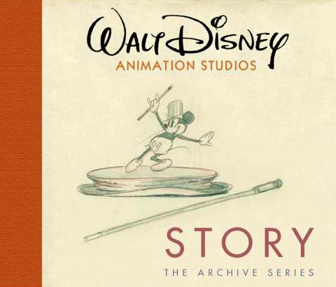 Disney Archive Series Story
