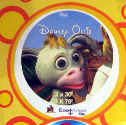 <em>Donkey Ollie</em>