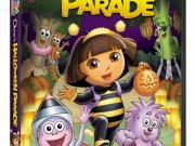 dora-halloween-parade-dvd-review