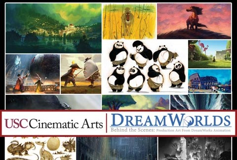 DreamWorks Art Exhibit